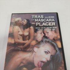 Cine: CINEX52 TRAS LA MÁSCARA DEL PLACER -DVD SEGUNDAMANO. Lote 244538725