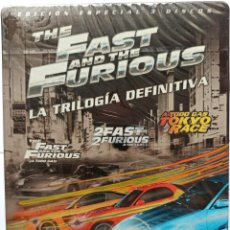 Cine: TRILOGÍA FAST AND FURIOUS.. Lote 244561545