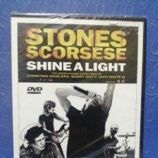 Cine: DVD STONES SCORSESE PRECINTADA. Lote 244628055