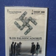 Cine: DVD LOS FALSIFICADORES PRECINTADA. Lote 244628070