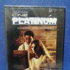 Cine: DVD EL INFORME PELÍCANO PRECINTADA. Lote 244628080