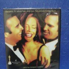 Cine: DVD LOS FABULOSOS BAKER BOYS PRECINTADA. Lote 244628105