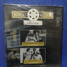 Cine: DVD JOYAS DEL CINE BOXEO UN GRAN TIPO. LA VÍA LÁCTEA PRECINTADA. Lote 244628675