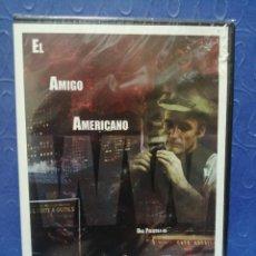 Cine: DVD RL AMIGÓ AMERICANO PRECINTADA. Lote 244628695