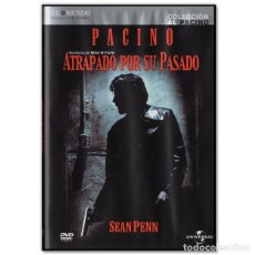 Cine: ATRAPADO POR SU PASADO DVD. Lote 244629545