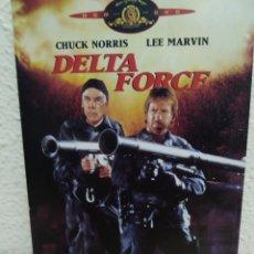 Cine: DVD DELTA FORCE. FUNDA CARTÓN. NUEVO. Lote 244633205
