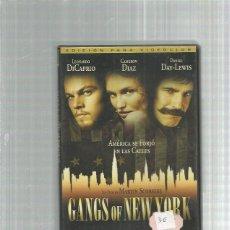 Cine: GANGS NEW YORK. Lote 244657300
