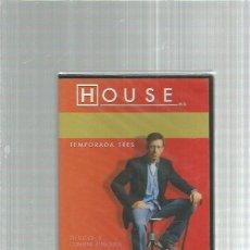 Cine: HOUSE DISCO 1 TEMPORADA 3. Lote 244657540
