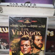 Cine: LOS VIKINGOS KIRK DOUGLAS. Lote 244657980