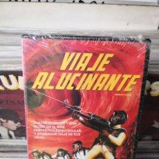 Cine: VIAJE ALUCINANTE RICHARD FLEISCHER PRECINTADO. Lote 244658245