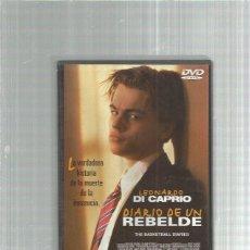 Cine: DIARIO DE UN REBELDE. Lote 244658425