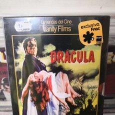 Cine: DRÁCULA PETER CUSHING PRECINTADA. Lote 244658840