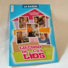 Cine: CTN1511 LA CASA DE LOS LÍOS EPI.2 DVD EDICION CARTON SEGUNDAMANO. Lote 244689650