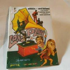 Cine: CTN1513 LONG PLAY DVD EDICION CARTON SEGUNDAMANO. Lote 244689790