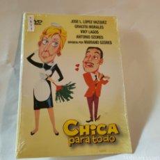 Cine: CTN1517 CHICA PARA TODO DVD EDICION CARTON SEGUNDAMANO. Lote 244690040