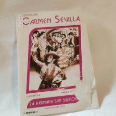 Cine: CTN1518 LA HERMANA SULPICIO DVD EDICION CARTON SEGUNDAMANO. Lote 244690080