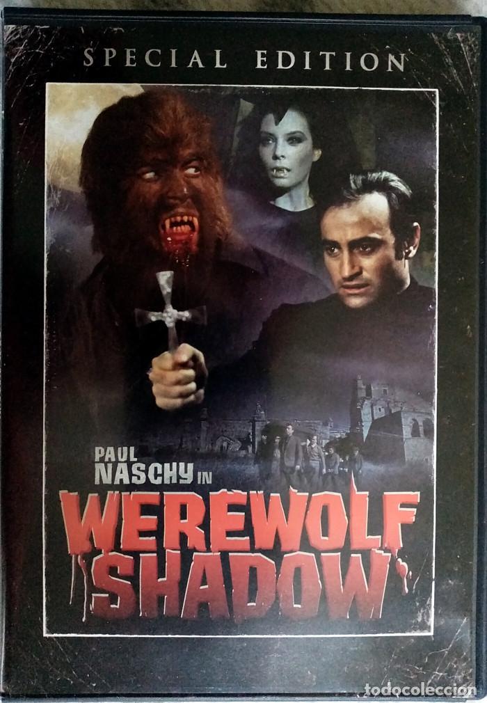 LA NOCHE DE WALPURGIS - WEREWOLF SHADOW (EDICIÓN AMERICANA ZONA 1) PAUL NASCHY JACINTO MOLINA (Cine - Películas - DVD)