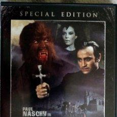Cine: LA NOCHE DE WALPURGIS - WEREWOLF SHADOW (EDICIÓN AMERICANA ZONA 1) PAUL NASCHY JACINTO MOLINA. Lote 244718930