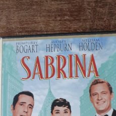 Cine: SABRINA. BILLY WILDER. AUDREY HEPBURN, HUMPHREY BOGART, WILLIAM HOLDEN, JOHN WILLIAMS. Lote 244885565
