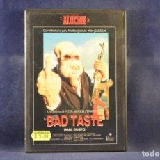 Cine: BAD TASTE - DVD. Lote 244986095