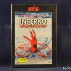 Cine: INFIERNO BLANCO - DVD. Lote 244986400
