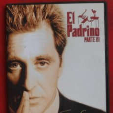 Cine: EL PADRINO PARTE III. Lote 245137935