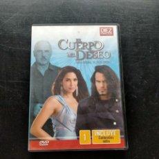 Cine: EL CUERPO DEL DESEO. Lote 245138185