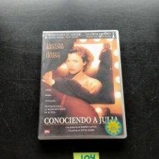 Cine: CONOCIENDO A JULIA. Lote 245138190