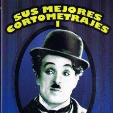 Cine: SUS MEJORES CORTOMETRAJES I CHARLES CHAPLIN. Lote 245167705