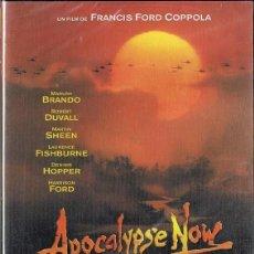 Cine: APOCALYPSE NOW REDUX MARLON BRANDO (PRECINTADO). Lote 245171335