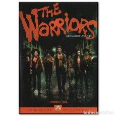 Cine: THE WARRIORS LOS AMOS DE LA NOCHE DVD. Lote 245171545