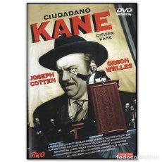 Cine: CIUDADANO KANE DVD. Lote 245171970