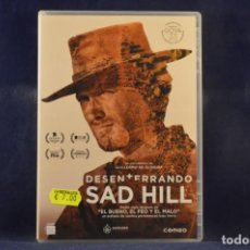 Cine: DESENTERRANDO SAD HILL - DVD. Lote 245172125