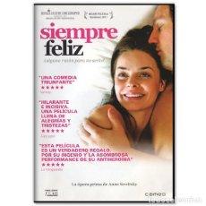 Cine: SIEMPRE FELIZ DVD. Lote 245172220