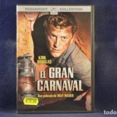 Cine: EL GRAN CARNAVAL - DVD. Lote 245172445