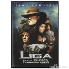 Cine: LA LIGA DE LOS HOMBRES EXTRAORDINARIOS DVD. Lote 245172775