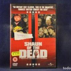 Cine: SHAUN OF THE DEAD - DVD - IDIOMA INGLÉS. Lote 245172875