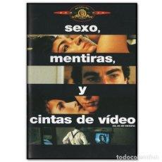 Cine: SEXO, MENTIRAS Y CINTAS DE VIDEO DVD. Lote 245172975