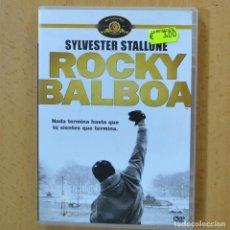 Cine: ROCKY BALBOA - DVD. Lote 245235925
