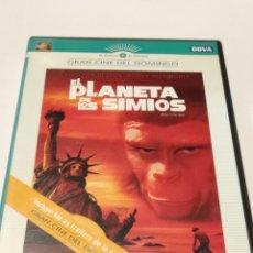 Cine: E4. EL PLANETA DE LOS SIMIOS.. Lote 245287725