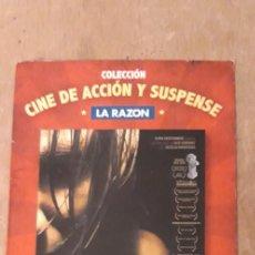 Cine: 1 DVD ** .REC .**. MANUELA VELASCO AÑO 2008 . USADA. Lote 245287815