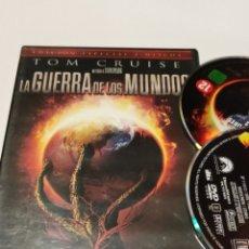 Cine: E4. LA GUERRA DE LOS MUNDOS. EDICIÓN ESPECIAL DE 2 DVD.. Lote 245288430