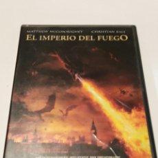 Cine: E4. EL IMPERIO DEL FUEGO. SIEMPRE EL MEJOR PRECIO. Lote 245288630