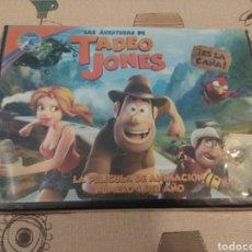 Cine: LAS AVENTURAS DE TADEO JONES. DVD. PRECINTADO. Lote 245290490