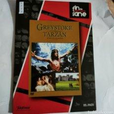 Cine: CTN1777 GREYSTOKE LA LEYENDA DE TARZAN DVD EDICION CARTON SEGUNDAMANO. Lote 245312075