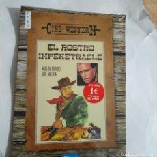 Cine: CTN1780 EL ROSTRO IMPENETRABLE DVD EDICION CARTON SEGUNDAMANO. Lote 245312230