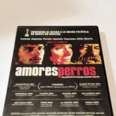 Cine: E5. AMORES PERROS. SIEMPRE EL MEJOR PRECIO.. Lote 245312240