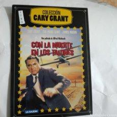 Cine: CTN1783 CON LA MUERTE EN LOS TALONES DVD EDICION CARTON SEGUNDAMANO. Lote 245312775