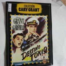 Cine: CTN1785 DESTINO TOKIO DVD EDICION CARTON SEGUNDAMANO. Lote 245312820