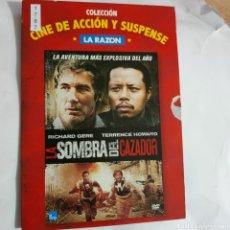Cine: CTN1787 LA SOMBRA DEL CAZADOR DVD EDICION CARTON SEGUNDAMANO. Lote 245312865